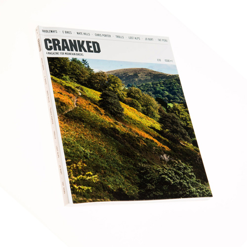 Cranked Issue 1 — lush!