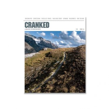 Cranked #6 cover